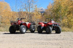 Winterize your ATVs, UTVs, and OHVs for storage through the Colorado winter with help from Mancos Motorsports, LLC