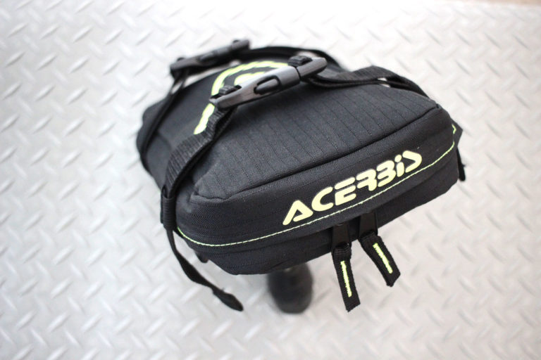 Acerbis Front Fender Tool Pack Black/Flo Yellow