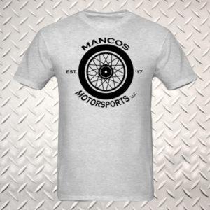 Mancos Motorsports Logo T-Shirt