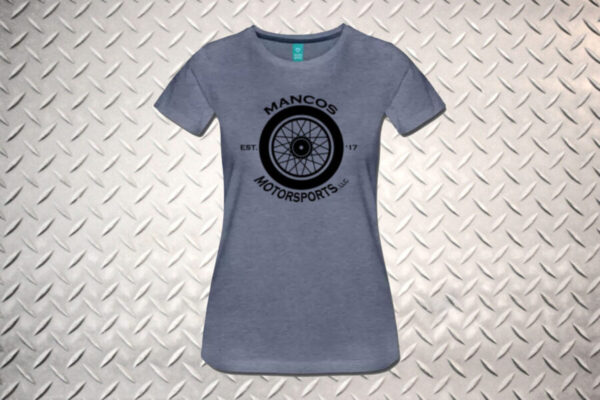 Mancos Motorsports Women's Logo T-Shirt