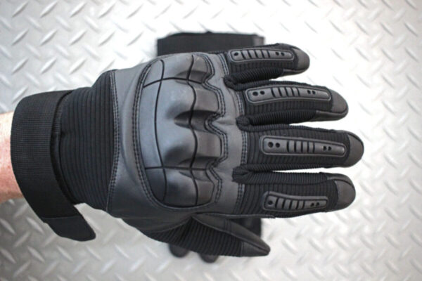 Hard Knuckle Motorcycle Gloves Top