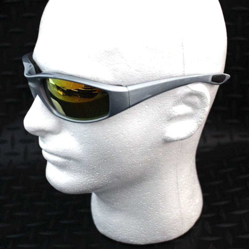 Owl Padded Motorcycle Riding Sunglasses
