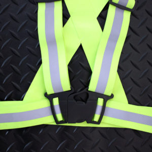 Reflective Safety Belt Vest