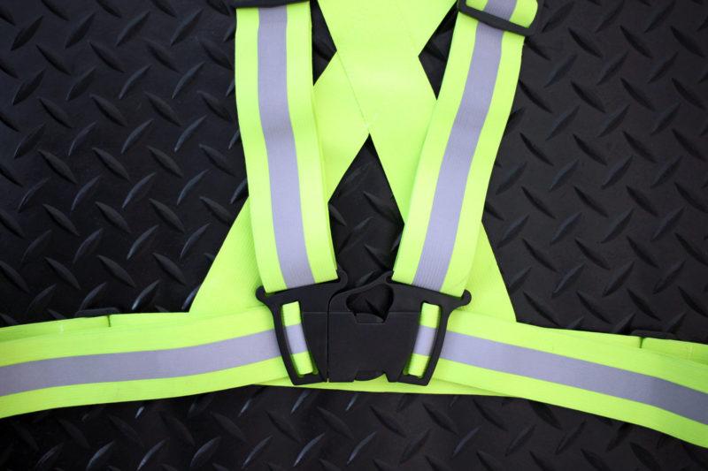 Reflective Safety Belt Vest