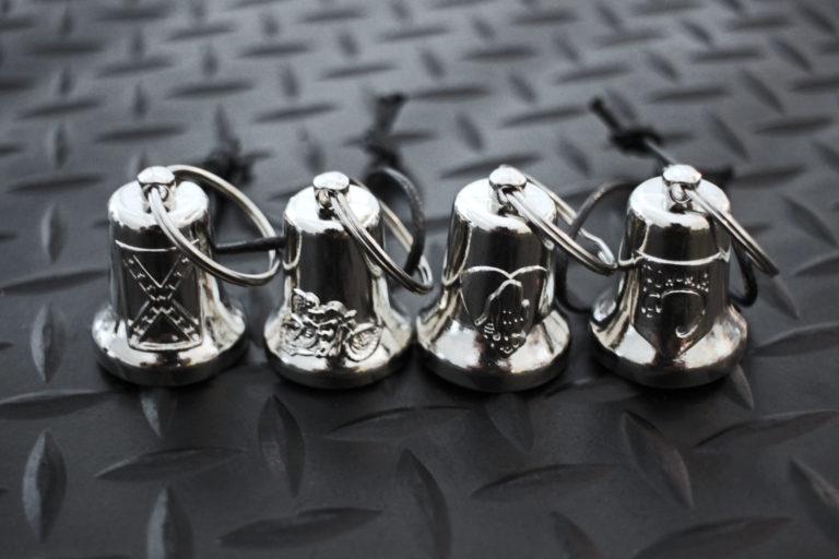 Motorcycle Spirit Bells / Guardian Bells / Gremlin Bells