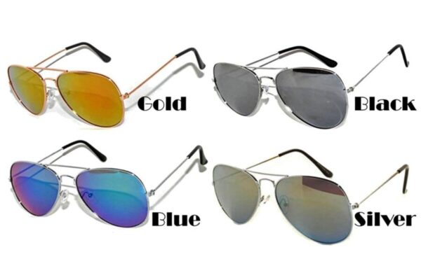 Owl Aviator Sunglasses Colors Available
