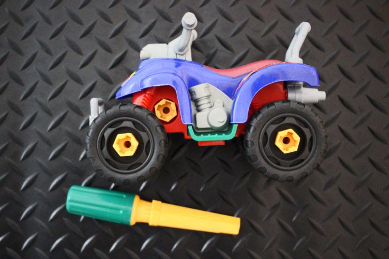 Take Apart ATV Toy