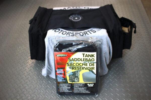 ATV Logic Brand Tank Bags for ATVs, Motorcycles, Dirt Bikes, & Snowmobiles