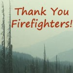 Thank you firefighters, fire safety tips for ATV riders in Colorado