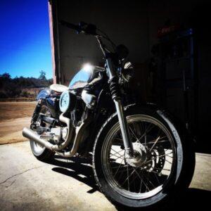 Custom Harley Sportster, Vintage Harley Repair in Southwest Colorado at Mancos Motorsports, LLC