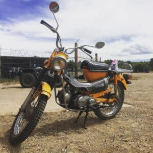 Vintage motorcycle repair, parts, and maintenance Mancos Motorsports at Dolores, Colorado