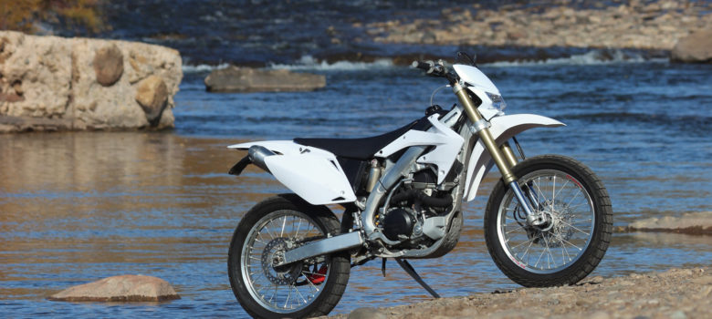 Street Tracker after a dirt bike overhaul by Mancos Motorsports, LLC Dolores, CO